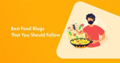 Top 20 Best Food Blogs On The Internet That You Should Follow in 2020