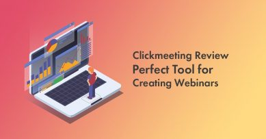 Clickmeeting Review: A Perfect Tool for Creating Webinars Effortlessly