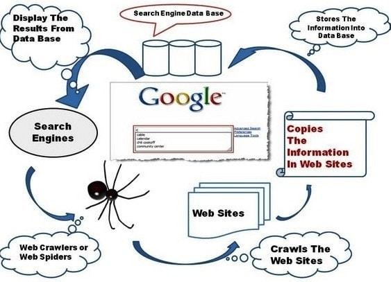 Google'ın taranması