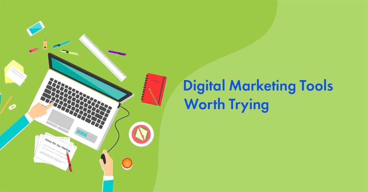 Top Digital Marketing Tools in 2020