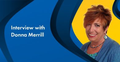Interview With Donna Merrill On Building An Amazing Website in 2020