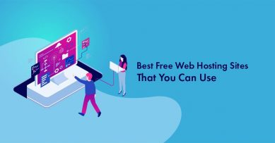 Top 10 Best Free Web Hosting Sites That You Can Use in 2020