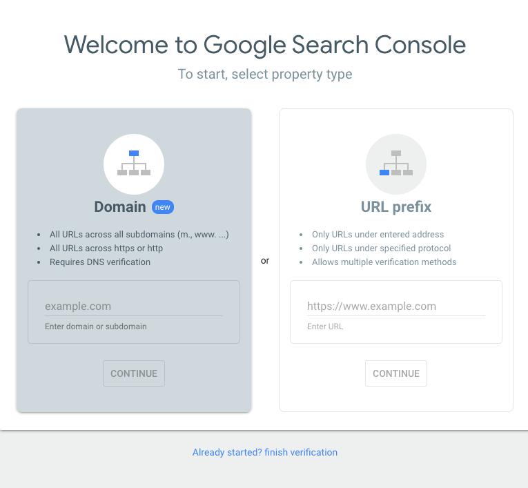 google arama konsolu verileri