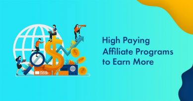 21 High Paying Affiliate Programs to Monetize Your Website in 2020