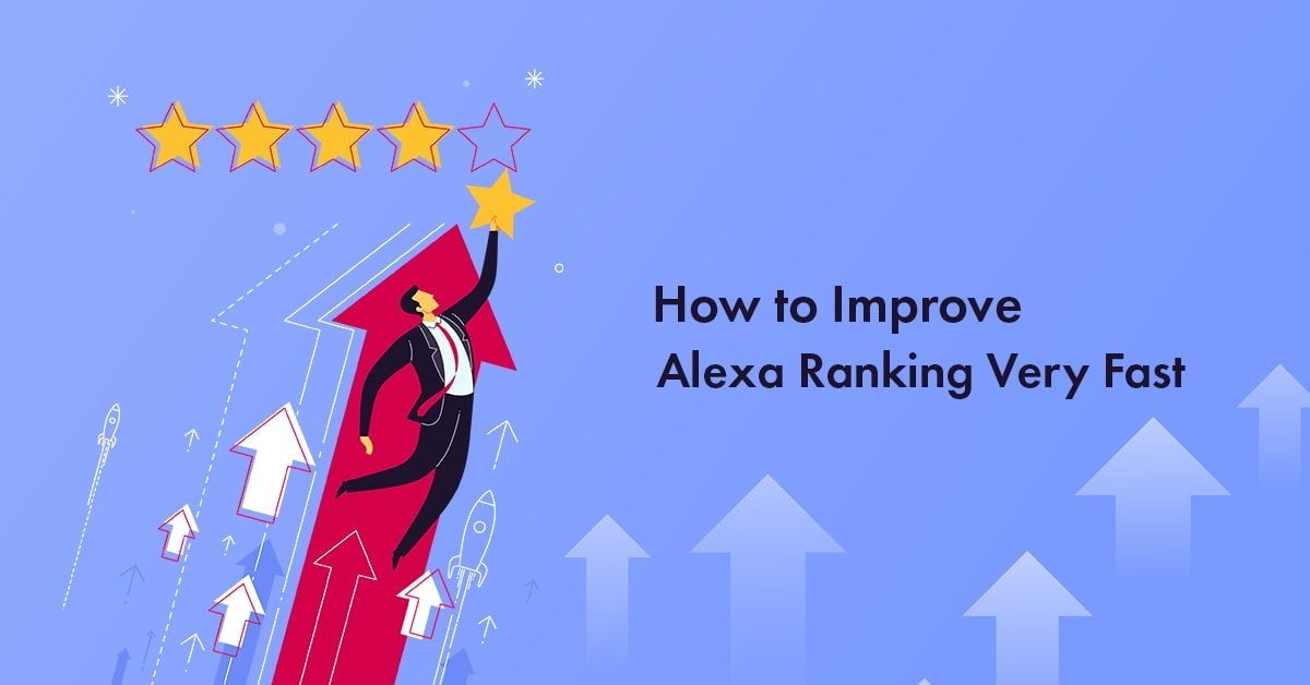 How to improve alexa ranking