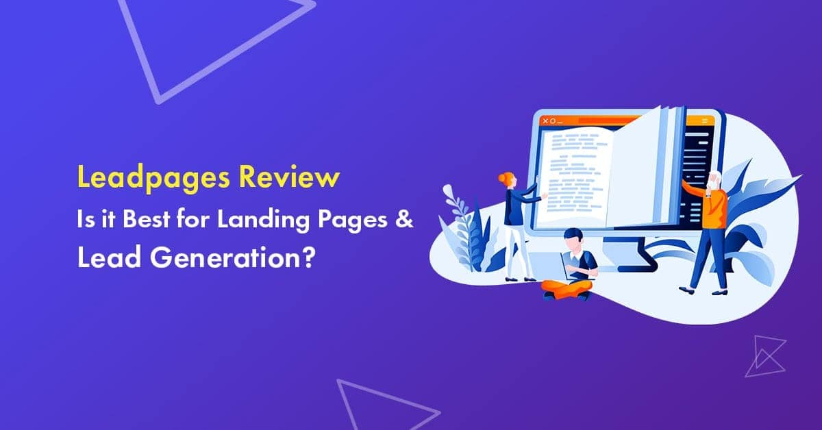 Leadpages review and tutorial