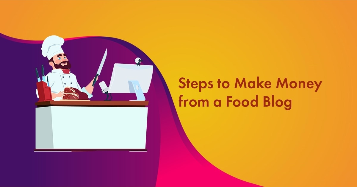 make money from food blogging