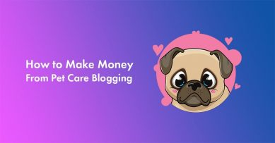 Google Adsense Case Study: How to Make Money From Pet Care Blogging in 2021