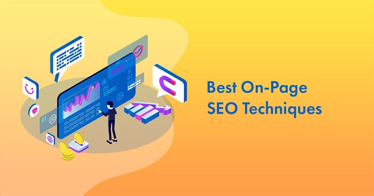 On-page SEO techniques in 2020