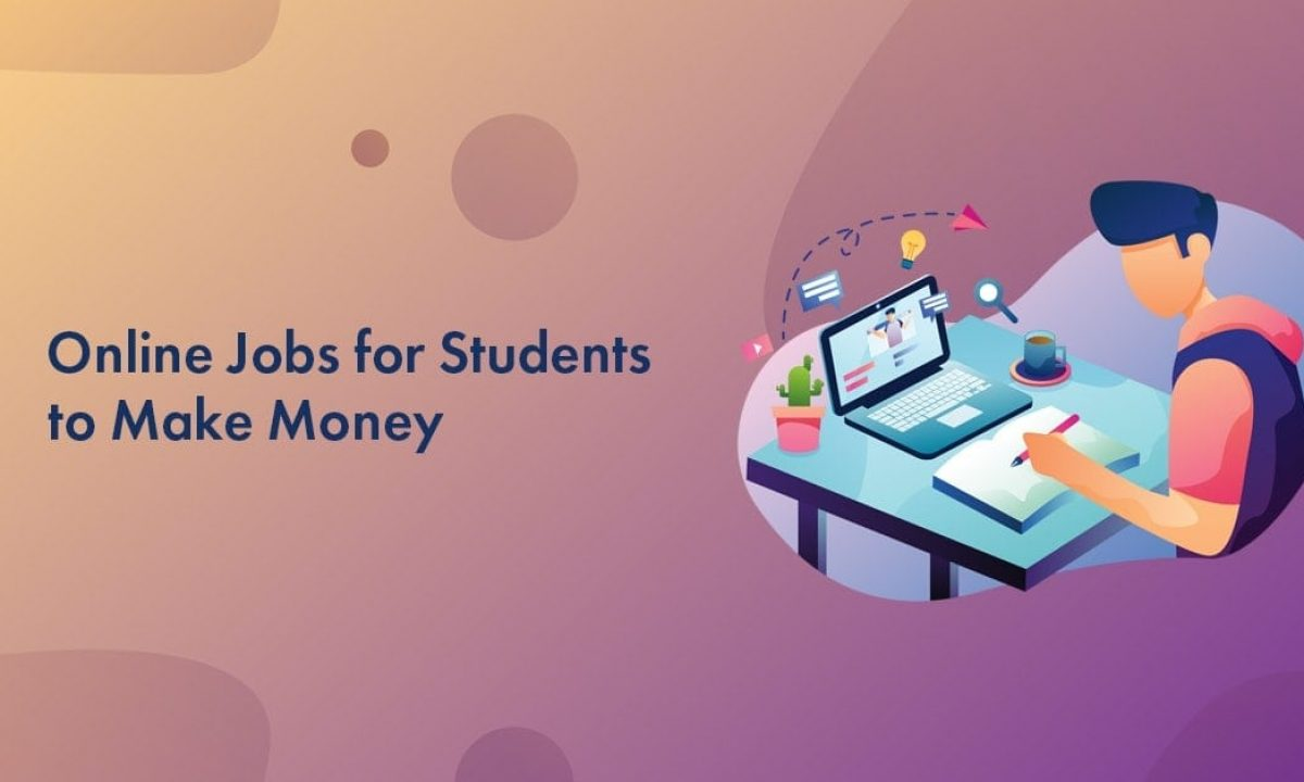 Online money making for students