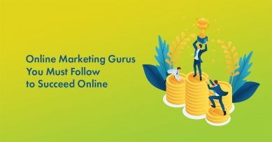 Top 10 Online Marketing Gurus You Must Follow to Succeed Online in 2020