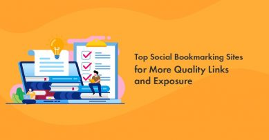 Top Social Bookmarking Sites List for 2020 with High DA to Get Quality Links and More Exposure