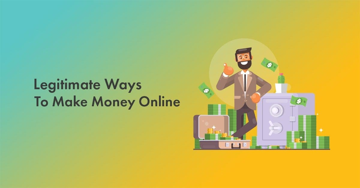 Top online money making ways for 2020