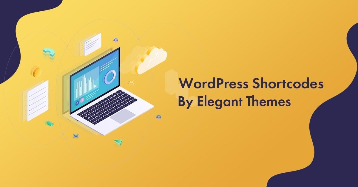 wordpress shortcodes by elegant themes