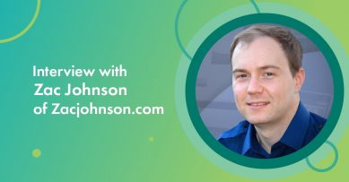 Zac Johnson Interview: Super Affiliate Marketer ProBlogger at Zacjohnson.com