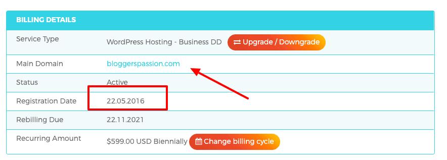 recensioni di hosting wpx