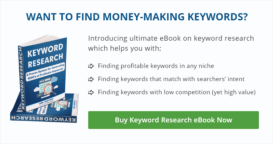 Keyword Research eBook