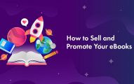 How to Sell And Promote eBooks: 10 Places to Sell Your eBooks [Including Our eBook Case Study!]