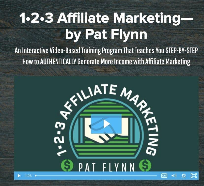 1.2.3 affiliate marketing