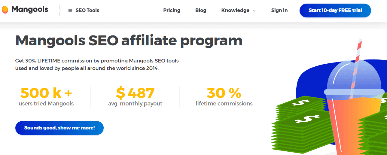 mangools affiliate program