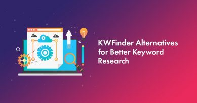 Alternative to KWFinder