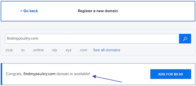 dreamhost register domain