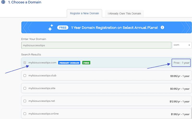 hostgator domain available