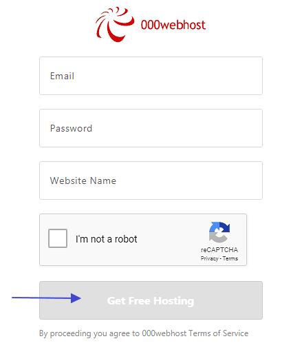 hostinger free hosting