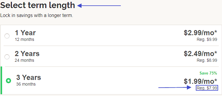 ipage length term