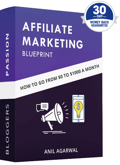 Affiliate Marketing Blueprint