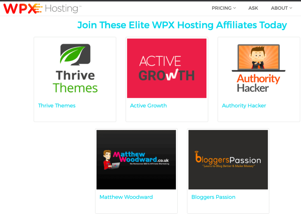 WPX Hosting featured