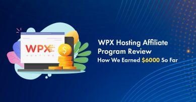 WPX Hosting affiliate program review