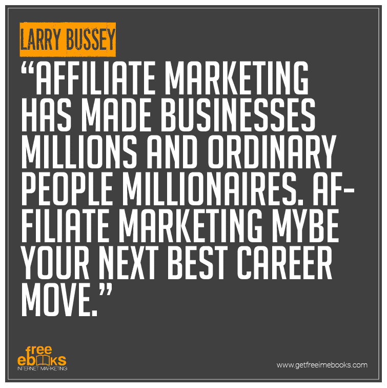 affiliate marketing quotes