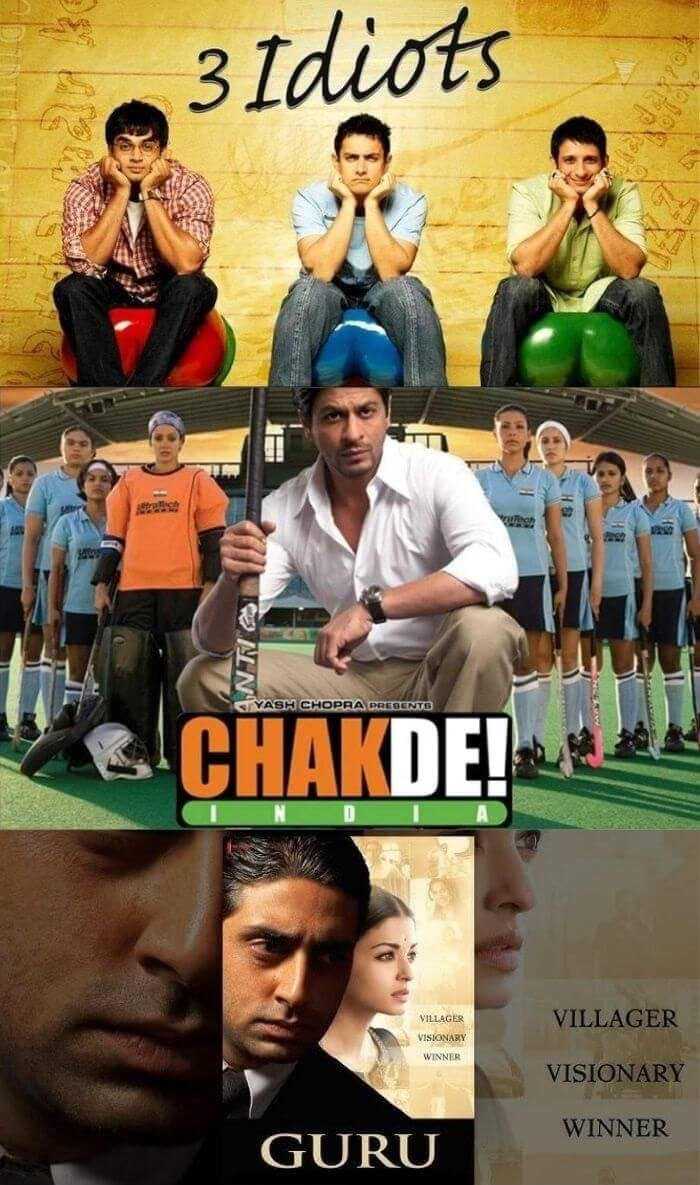 best motivational movies bollywood
