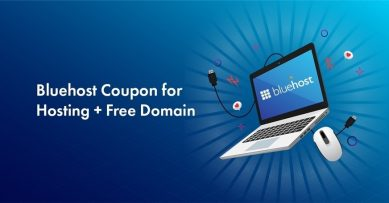 Bluehost Coupon Code for December 2020 (Get 66% OFF + Free Domain & SSL)