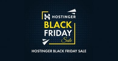 Hostinger Black Friday 2020 Sale: 91% Off | $0.89/mo Coupon! [LIVE Now!]