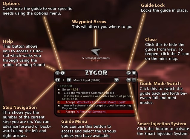 zygor guides