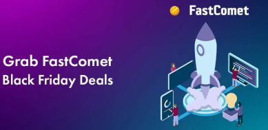 Fastcomet black friday
