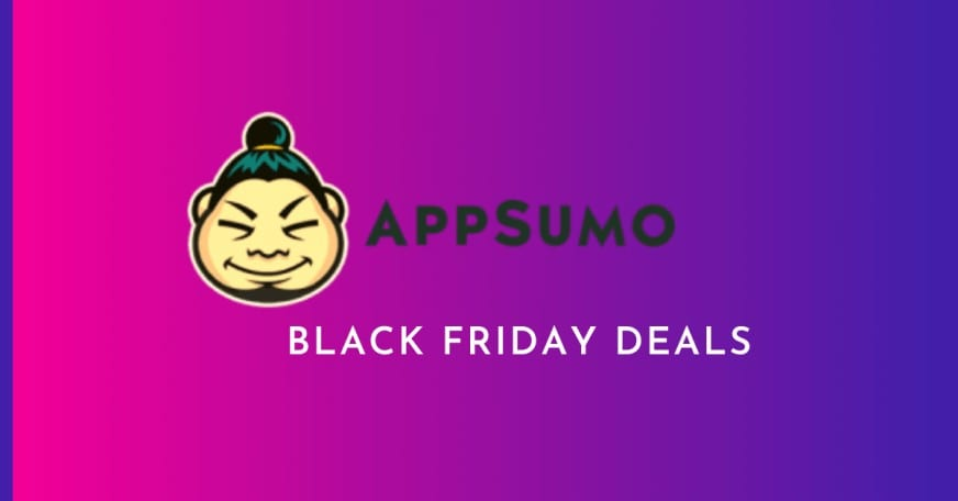 appsumo black friday deals