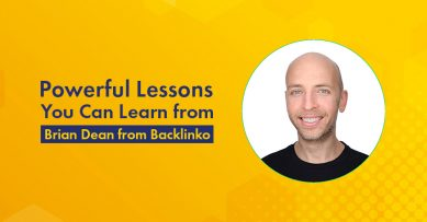 Brian Dean Net Worth: Top 10 Powerful Lessons to Learn from His SEO Blog