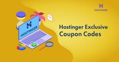 Hostinger Coupon Code 2021: Flat 86% Off + Free Domain [Verified!]