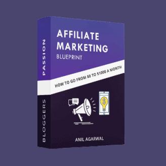 Affiliate Marketing ebook by Anil Agarwal