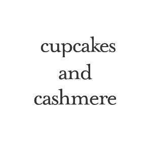 CupcakesAndCashmere