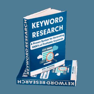Keyword Research ebook by Anil agarwal
