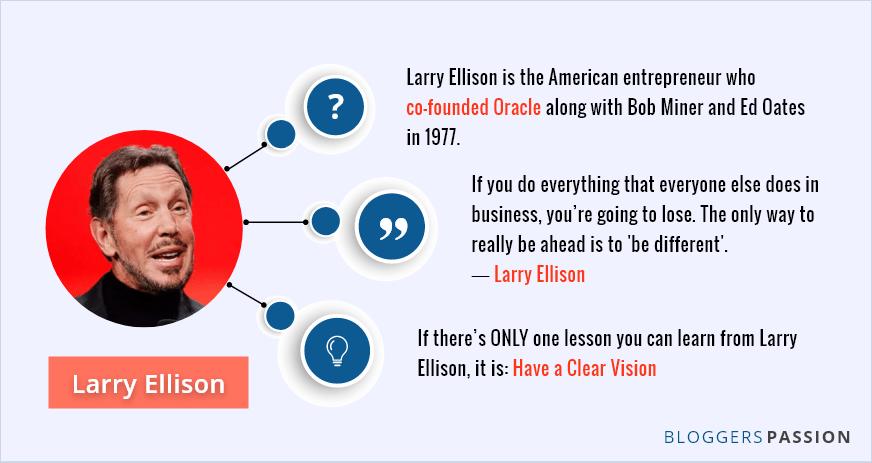 who is larry ellison