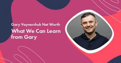 Gary Vaynerchuk Net Worth: 10 Inspiring Lessons to Learn from Gary