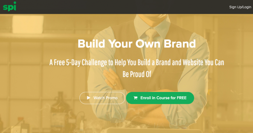 build your brand pat