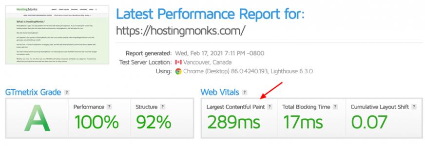 link whisper performance