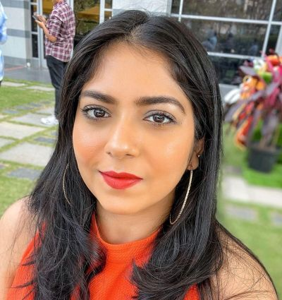 Bhumika Thakkar fashion blogger