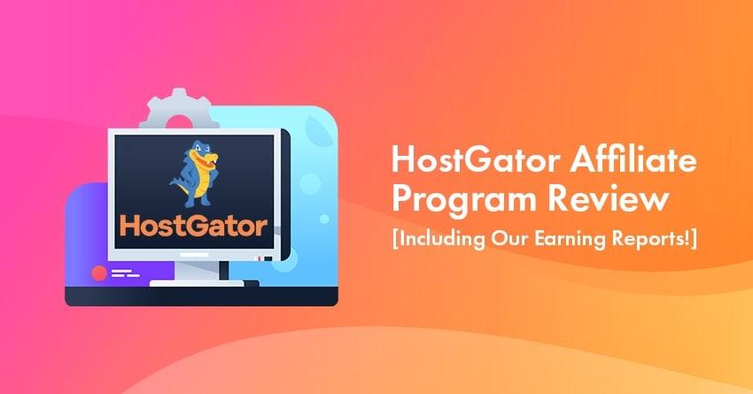 HostGator affiliate review